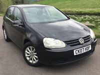 2007 Vw golf 1.9 match tdi