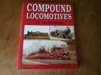 Compound Locomotives Book by J.T. Van Riemsdijk