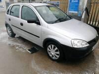 2001 Vauxhall Corsa 1.7 cdti MOT Oct 2018