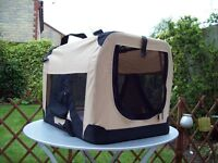Soft Foldable Dog Carrier for Small Pet