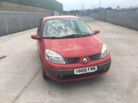 Renault megane scenic 1 owner bargain