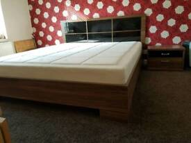 German Made Queen Size Bed Frame