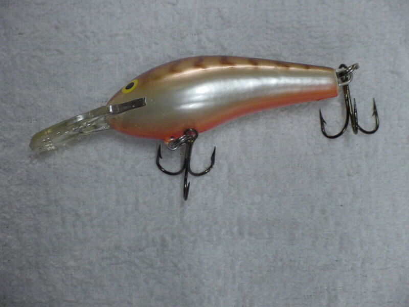 Vintage Rapala Fat Rap FR7 and SFR7 Lure, Mint Cond, Choice of colors, Finland