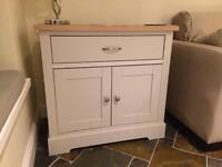 Kitchen Oak Top Cupboard