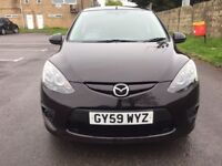 Mazda2 1.3 Tamura 3dr£3,795 p/x welcome Low Mileage 2009 (59 reg), Hatchback 45,000 miles