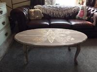 Mandala coffee table