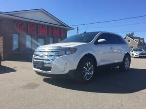 2013 Ford Edge Limited AWD Pano Roof Navi Leather