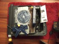 MAC ALLISTER CORDED 650W POWER TILE SAW MTC650L