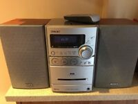 Sony DAB Hifi with Casette
