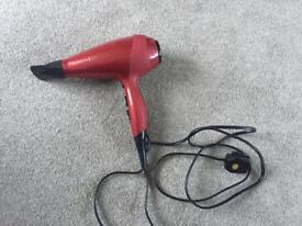 Remington Silk hair dryer with turbo