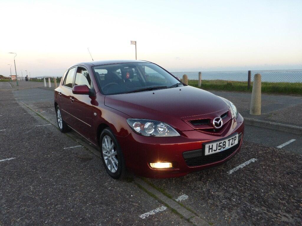 Mazda 3 Takara 1.6 petrol, 2008