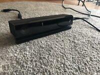 Xbox Kinect motion sensor