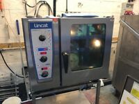 Lincat by Rational CM plus 6 Grid Stand fully serviced peri peri (single phase) 2012