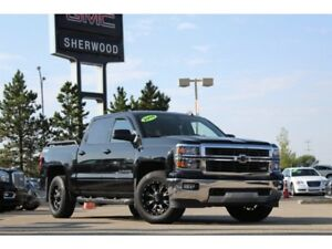 2015 Chevrolet Silverado 1500 2LT Z71 True North| Cust Rim/Tire/
