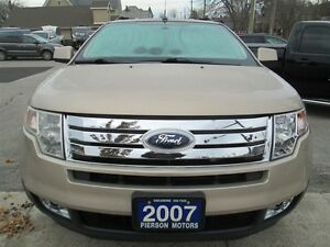 2007 Ford Edge SEL PLUS Kitchener / Waterloo Kitchener Area image 2
