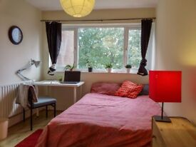 Stylish double room with view available in Deptford
