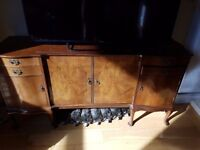 REPRODUCTION MAHOGANY SIDEBOARD