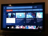 """LG TV 42"""" 1080p (full HD) in good working condition"""