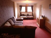 Lovely Spacious 2 Bed Flat with Garden, close to City Centre, Harold Lambert Court S2