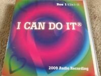 'I can do it' Hay House complete self-development seminar CD box set