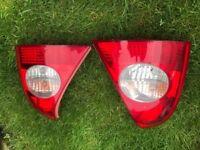 Renault Clio back light s OS NS 2001-2006 Car Parts