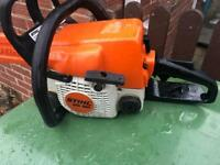 Stihl ms 180 in great working condition very clean £130 no offers