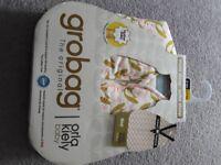 Grobag sleeping bag 0-6 m brand new