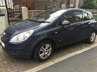2009 (58) Vauxhall Corsa 1.2i 16v Manual , Active ONLY 41500 MILES