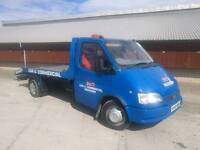 Ford Transit Recovery (smiley, banana engine)