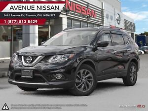 2016 Nissan Rogue SL AWD Premium | NAVI | LEATHER | PANO ROOF