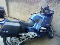 Bmw r1100rt lovely condition