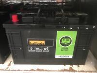 Brand new Caravan leisure battery