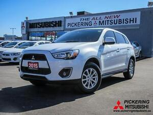 2015 Mitsubishi RVR ALL WHEEL CONTROL, SUNROOF, BLUETOOTH