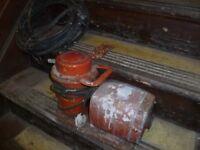 Devilbiss vintage compressor