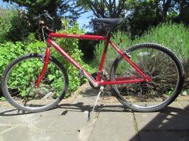 Raleigh Sirocco mountain bike mtb