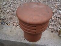 Red clay gas cowl