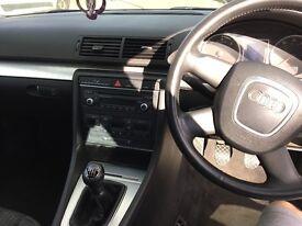 Audi A4 remapped 180bhp