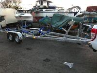 New Marlin 2200kg Navigator Boat Trailer