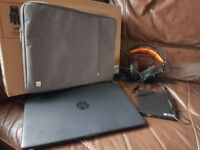 Basically brand new laptop and accesories
