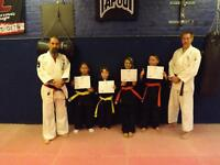 Childrens Japanese  Jiu-Jitsu ( self defense )