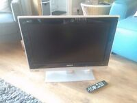 Flat screen tv philips