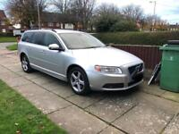 Volvo v70 d5 es twin turbo ex police 60 plate not t5/t6 px