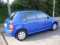 2006 Skoda Fabia Ambiente 12V HTP This a very good and well cared for car