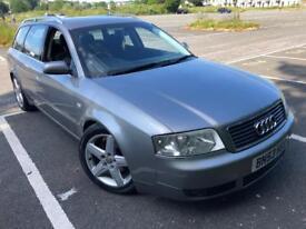 Audi A6 event