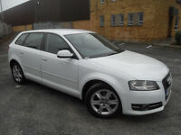Audi A3 Sportback TDi SE 5dr Auto Diesel 0% FINANCE AVAILABLE