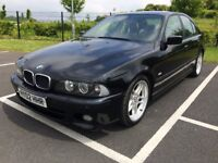 BMW 530i Sport Black Full service History Great Condition