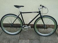 "Euro bike Single speed fixie 19"" frame"