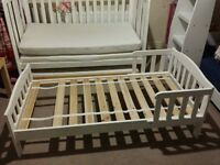 Mothercare Toddler Bed 140cm x 70cm