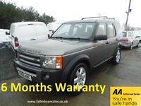 Land Rover Discovery TDCV6 HSE A 2.8