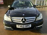 Mercedes c220 cdi Executive se 62 reg